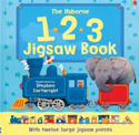 123 Jigsaw Book