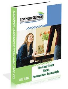 Homeschool Transcript