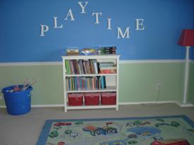 Home School Schoolroom