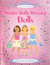 Sticker Dolly Dressing Dolls