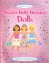 Sticker Dolly Dressing Dolls