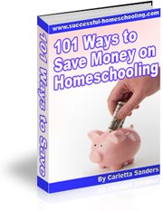 101 Ways to Save Money on Homeschooling