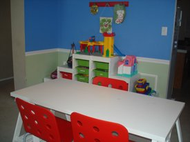 Homeschool Schoolroom
