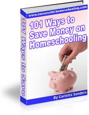 101 Ways to Save Money on Homeschooling