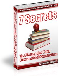 7 Secrets to Finding the Best Homeschool Curriculum